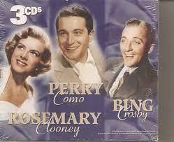 Rosemary Clooney & Como, Crosby - Rosemary Clooney / Perry Como / Bing  Crosby - Amazon.com Music