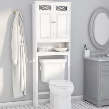 Toilet storage cabinets Unique Bathroom Darby Home Co Coddington 25 Wayfaircom Darby Home Co Coddington 25