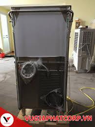Máy rửa bát công nghiệp Dolphin DW3210S hàng nhập khẩu