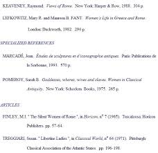 Proper Bibliography How To Write Footnotes Endnotes Electronic References And