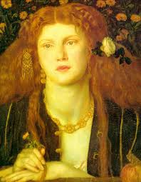 kissed mouth dante gabriel rossetti precious hair and mouth in rossetti s paintings