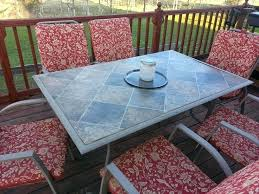 outdoor glass table top replacement amazing patio table top ideas ideas about patio tables on patio