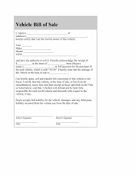 Legal Bill Of Sale Template Legal Bill Of Sale Nicetobeatyou Tk Vehicle Receipt ...