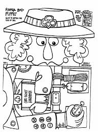 f9637e005ec45890ddd8772b55eb4ea2 paper bag puppets puppet crafts 87 best images about gs coloring pages & printables on pinterest on all time low coloring pages
