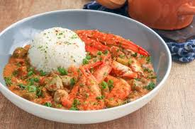 seafood gumbo recipe with shrimp and