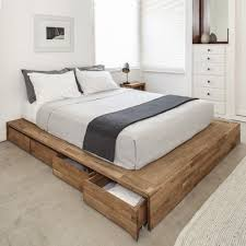 Low platform beds with storage Bedside Table Pinterest Click To View Larger Loft Pinterest Bed Storage Bedroom And Bed