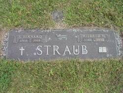 """Sylvester Bernard """"Bernie"""" Straub (1911-2005) - Find A Grave Memorial"""