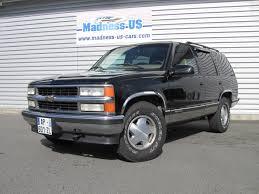 Chevrolet Tahoe 1500 LT 1997 - YouTube
