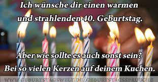 20 Besten Geburtstagswünsche 40 Mann Beste Wohnkultur Bastelideen