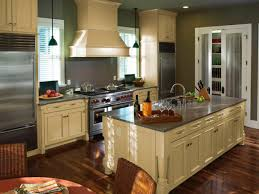 Island Kitchen Kitchen Layout Templates 6 Different Designs Hgtv