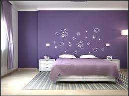Best Way Decorate Teenage Girls Bedroom With Purple Color Schemes