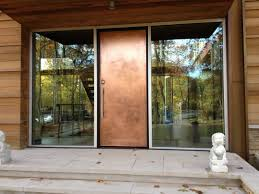 metal front door16 best Copper Doors images on Pinterest  Windows Front doors
