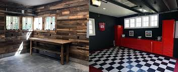 Garage interior Barnwood Garage Wall Ideas Next Luxury Top 70 Best Garage Wall Ideas Masculine Interior Designs