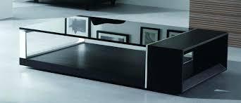 black glass coffee table bm fantastic furniture