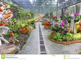 Small Picture Beautiful Flower Garden Royalty Free Stock Photo Image 35173605