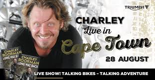 book tickets for charley boorman live