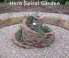 advantages of an herb spiral the herb