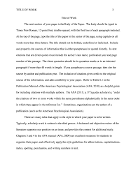 Apa Format Cover Page College Paper Floss Papers Mla Format