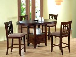 counter height pedestal dining table dinette the military club american drew camden round