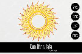 June 4, 2019 by cori george 1 comment. Sun Mandala 104968 Illustrations Design Bundles