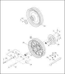 Harley Wheel Interchange Chart Rear Harley Wheel Spacer Chart Rear Wheel Harley Wheel