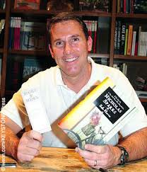 notebook author nicholas sparks scripting tv show acirc celebrity nicholas sparks whose r tic books the notebook