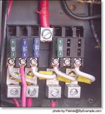solar power system photos byexample com what size fuse for 100w solar panel at Solar Fuse Box