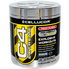 cellucor c4 extreme pre workout w no3 fruit punch 177 g discontinued item