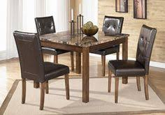 theo 5 piece dinette set dining room theo 5