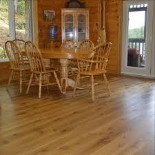 Wide Plank White Oak Hardwood Flooring Natural Wire Brushed