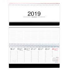 Agenda 2019 Planning Settimanale Da Ufficio 30x105 Vari Colori