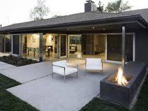 modern concrete patio. Interesting Concrete Modern Patio Los Angeles Concrete Patios Modal Design Angeles CA For The Network