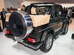 Mercedes-Benz G-Class Cabriolet (844055)   IAA 2013 - 65. In…   Flickr