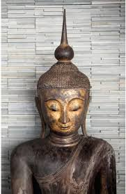 Bolcom Fotobehang Boeddha Wellness Behang 192x260 Cm