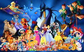Disney characters wallpaper ...