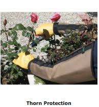 use garden gaiters armwear to guard your arms while pruning roses t bushes and trees or picking fruit and berries garden gaiters can be worn over