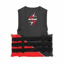 Full Throttle Life Vest Size Chart Slash Vest 4xl 6xl Red 737826117598 Ebay