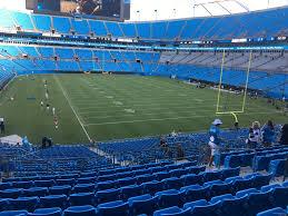 Bank Of America Stadium Section 204 Rateyourseats Com