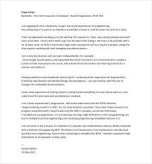 Sample Cover Letter Software Engineer Cover Letter Sample          Cover Letter For Junior Programmer Job Templates