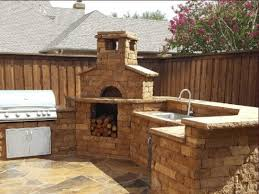 wood fired ovens a wood fired oven made of bricks in poughkeepsie ny