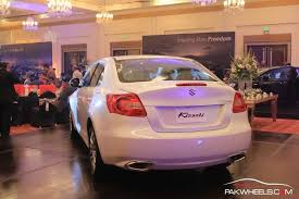 new car launches may 2015Suzuki Kizashi launched at 50 lakh Rupee in Pakistan