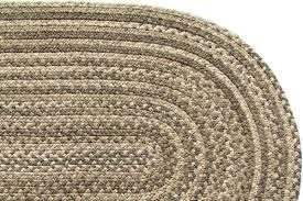 wool braided rug rugs canada brown