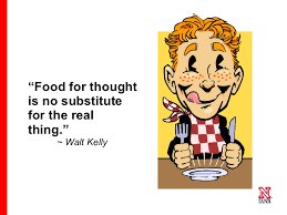 Food For Thought Quotes Cool Funny Food Quotes