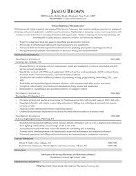 Mechanic Resume Sample Resume For A Maintenance Mechanic Copy Maintenance Mechanic 79