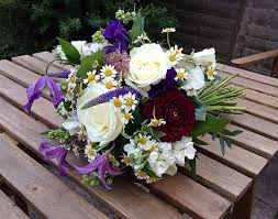 wedding colors in august luxury flower crown made with lisianthus baby s breath spray roses