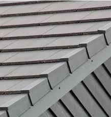 interlocking flat concrete roof tiles