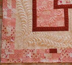 Marvelous Machine Quilting Designs for Borders: Learn These 5 Tips & If ... Adamdwight.com