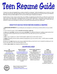 How To Make A High School Resume Resume For High School Student With No Work Experience High School 14