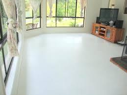 white floor paint modern painting cement floors white ideas for minimalist design painted concrete floors vs