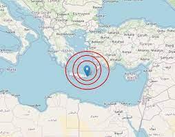Fortissimo terremoto in Grecia: scossa magnitudo 6.3 a Creta - Gazzetta del  Sud